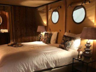 Gotland Lodge Bedroom