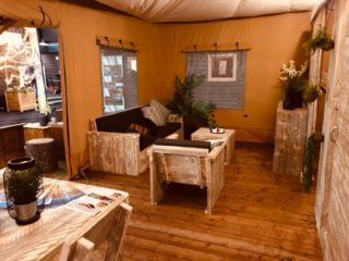 YALA_Stardust_interior_living - Safari tents and glamping lodges