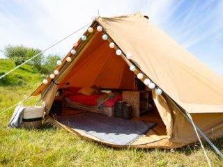 YALA_BellTent_at_EigenWijze_Netherlands_landscape - Safari tents and glamping lodges