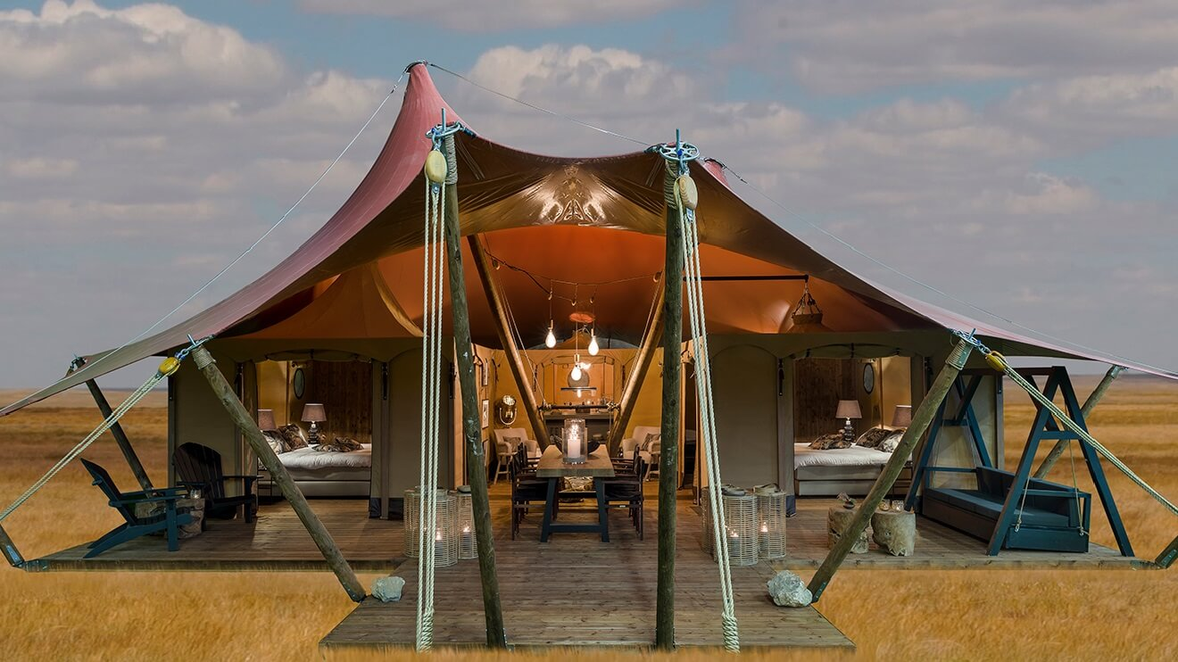 YALA_Aurora - Safari tents and glamping lodges