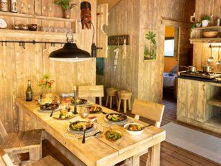 YALA_Dreamer_interior_kitchen_landscape - Safari tents and glamping lodges