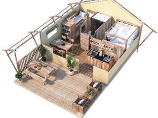 YALA_Sunshine27_3D_floorplan - Safari tents and glamping lodges