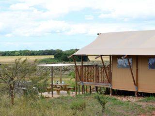 YALA_Sunshine_sideview_Hluhluwe_Bush_Camp - Safari tents and glamping lodges