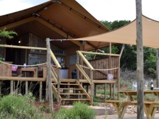 YALA_Sunshine_with_open_front_at_Hluhluwe_Bush_Camp - Safari tents and glamping lodges