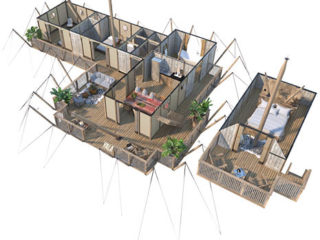 YALA_Supernova_3D_floorplan - Safari tents and glamping lodges