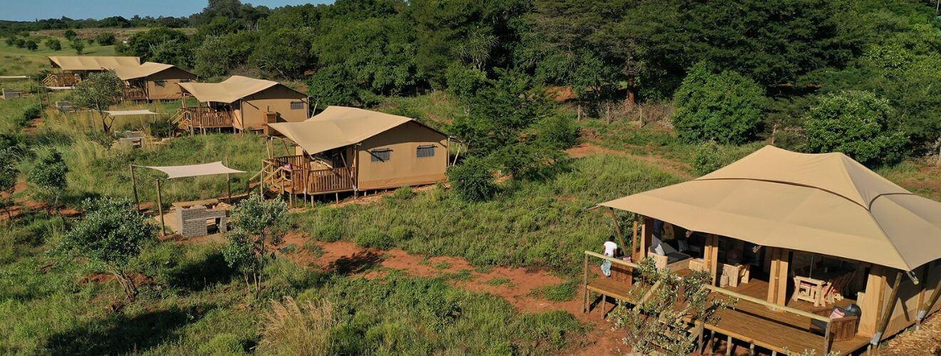 Hluhluwe Bush Camp
