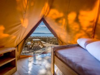 Bell Zelte Interieur | YALA | Safarizelte & Glamping Lodges