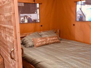 Luxus-Suite Schlafzimmer