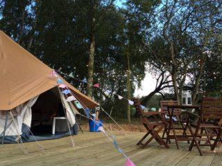 YALA_BellTent_with_terras_landscape | Safarizelte & Glamping Lodges