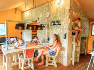 Luxury Lodge Interieur