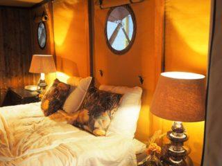 YALA_Aurora_interior_bedroom - Safarizelte und Glamping Lodges