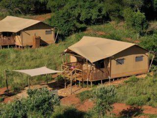 YALA_Dreamer_at_Hluhluwe_Bush_Camp_Africa - Safarizelte und Glamping Lodges