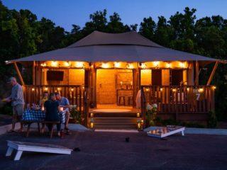 YALA_Stardust_by_night - Safarizelte und Glamping Lodges