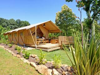 Safari Tent Woody