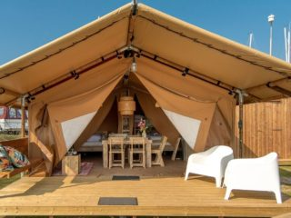 Safari Cabin Exterieur