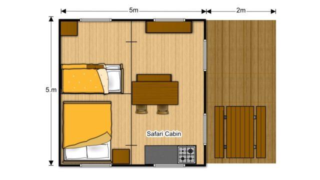 Safari Cabin