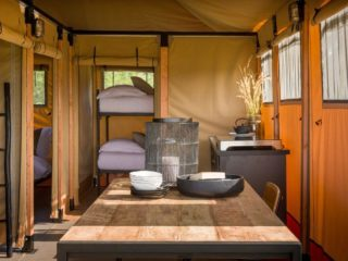 YALA_Twilight_safari_tent_side_front_view - safari tents and glamping lodges