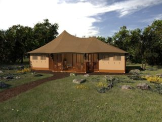 YALA_Eclipse_glamping_lodge_front_view