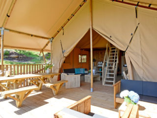 Glamping Lodge intresso
