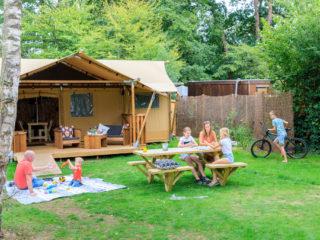 Luxury Lodge - Camping de Zandhegge