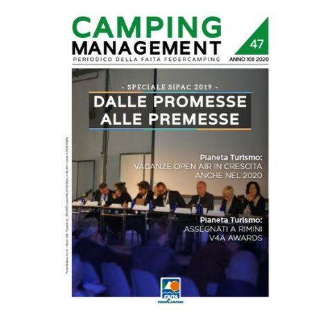 Articolo su YALA di Camping Management