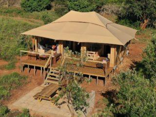 YALA_Stardust_at_Hluhluwe_Bush_Camp_Africa - Tende safari e glamping lodge