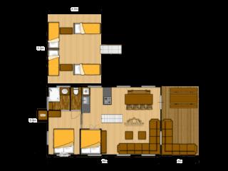 Glamping Lodge 49
