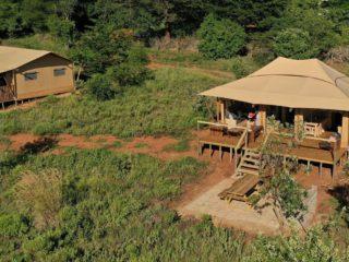 Luxury Suite at Hluhluwe Bush Camp