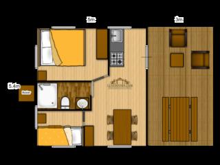Woody 27 floorplan