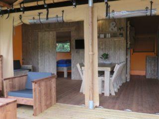 YALA_Dreamer_at_campsite_Drouwenerzand - サファリテント & グランピングロッジ